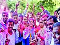 दिंडोरीत डॉ. भारती पवार यांचा विजय ;भाजपने राखला चौथ्यांदा गड