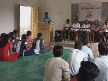 'महाराष्ट्रावर बोलू काही' विषयावर वक्तृत्व स्पर्धा