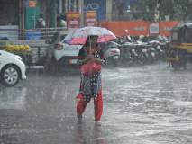 पाऊस परतला, मळणीसह प्रचारावरही पाणी