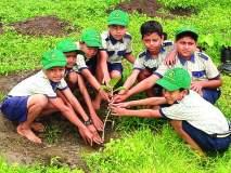 वृक्ष लागवडीसाठी सरसावली हरित सेना