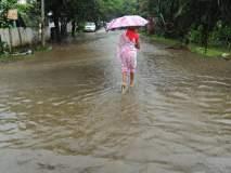 पावसाची विश्रांती: अवघ्या चार तालुक्यात तुरळक पाऊस