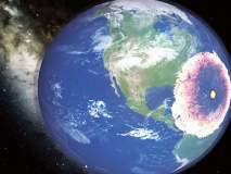 'अपोफिस' लघुग्रह पृथ्वीवर आदळणार नाही