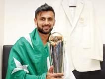 ICC World Cup 2019 : शोएब मलिक खेळला तब्बल एका तपानंतर विश्वचषक सामना