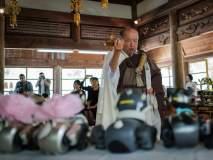 आश्चर्य...जपानमध्ये 400 वर्षे जुन्या मंदिरातील पुजारी झाला 'अमर'