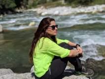 प्रिया बापटचा व्हॅकेशन मूड ऑन, निसर्गाच्या सानिध्यात करतेय एन्जॉय