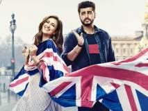 Namaste England Review: नुसताच उथळपणा