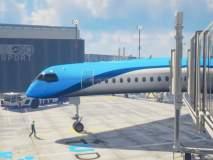 आश्चर्य...या आगळ्या वेगळ्या विमानाच्या पंखांमध्ये बसून करता येणार हवाई सफर