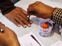Maharashtra Election 2019; मतदानासाठी आल्या १०९३६ शाईच्या बाटल्या