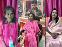 रेल्वे स्टेशन गायिका 'रानू दी'चा मेकओव्हर, मुंबईतून आली गाण्याची ऑफर