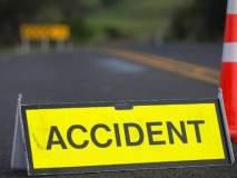 चारचाकी अपघातात १३ महिला जखमी
