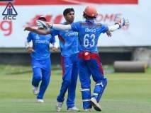 अफगाणिस्तानच्या गोलंदाजाचा टीम इंडियाविरुद्ध विक्रम, शोएब मलिकला टाकलं मागे