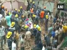 अहमदाबादमध्ये तीन मजली इमारत कोसळली; एकाचा मृत्यू