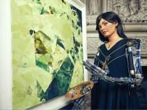 पेंटिंग आणि ड्रॉइंग करणारी रोबोट आयडा, ऑक्सफोर्ड युनिव्हर्सिटीमध्ये भरणार पेंटिंग्सचं प्रदर्शन