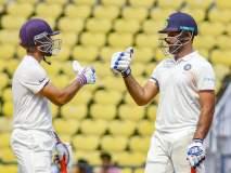 India vs West Indies : अजिंक्य रहाणेला सूर गवसला, भारत-वेस्ट इंडिज अ सराव सामना ड्रॉ