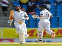 India vs West Indies, 1st Test : विराट-अजिंक्य जोडीनं मोडला तेंडुलकर-गांगुलीचा विक्रम