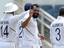 भारताने 'कसोटी' मालिका जिंकली, वेस्ट इंडिजवर 257 धावांनी विजय