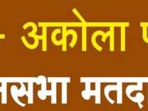 Maharashtra Election 2019 : अकोला पश्चिम : भाजपवर 'प्रहार'