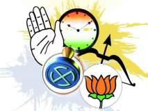महाराष्ट्र निवडणूक निकाल : मुंबईत कोण आघाडीवर?