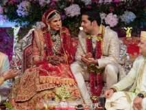 Akash Ambani Wedding: पाहा, आकाश व श्लोकाच्या लग्नाचे इनसाईड फोटो! नीता अंबानींनी काढली लेकाची अन् सूनेची दृष्ट!!