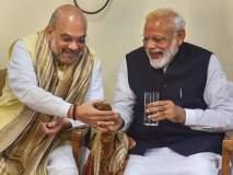 कसे बनले शाह आणि मोदी भारतातले सर्वात मोठे राजकारणी