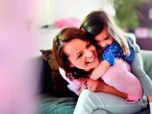 आईच्या आनंदाचं मोजमाप केलं तर काय दिसेल?