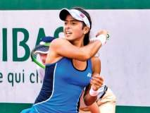 पुणे ओपन आयटीएफ महिला टेनिस : अंंकिता रैना, करमन कौर यांना दुहेरी मुकुटाची संधी