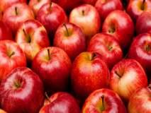 तुम्ही सफरचंदासोबत बॅक्टेरिया खात आहात का?; जाणून घ्या काय म्हणतो रिसर्च?