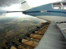 ३० कोटी घेऊन 'कृत्रिम' पावसाचे विमान उडाले; 'पाऊस' पडला हे गुलदस्त्यात