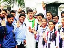 Maharashtra Assembly Election 2019 : नागपूरकरांचे राहणीमान सुधारण्यावर भर देणार: आशिष देशमुख