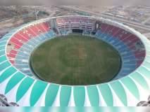 IND vs WI 2nd T20 : 530 कोटी रुपयांचे लखनौमधील 'अटल' स्टेडियम
