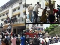 औरंगाबादमधील माणिक हॉस्पिटलमध्ये आग