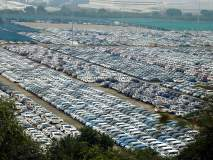 वाहन उद्योगाचे बुरे दिन कायम; सलग दहाव्या महिन्यात विक्रीत घट