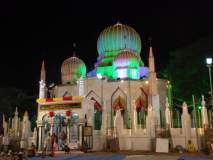 शब-ए-मेराज : नमाजपठणासाठी मशिदींमध्ये रात्रभर गर्दी