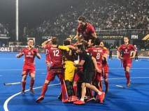 थरारक विजयासह बेल्जियम विश्वविजेते