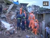 Video : भिवंडीत इमारत कोसळली; दोघांचा मृत्यू, बचावकार्य सुरू