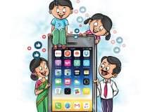 मुलांच्या मोबाइल वेडाला जबाबदार कोण?