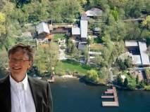 जगातील सर्वात श्रीमंत व्यक्ती बिल गेट्स यांच्या बंगल्याचे फोटो