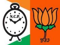 महाराष्ट्र निवडणूक निकाल २०१९ : पिंपरी-चिंचवडमध्ये भाजपची पीछेहाट; राष्ट्रवादीचे जोरदार कमबॅक