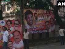 Maharashtra CM: 'मातोश्री'च्या बाहेरील मुख्यमंत्रिपदाचे बॅनर्स हटवले; महानगरपालिकेचा शिवसेनेला दणका