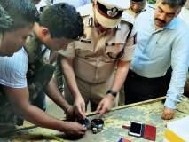 कळंबोली शाळेजवळील बॉम्ब प्रकरण: बॉम्ब ठेवणाऱ्याचा व्हिडीओ पोलिसांच्या हाती