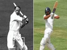 India vs South Africa, 1st Test : रोहित शर्माची सर डॉन ब्रॅडमन यांच्याशी बरोबरी; पाहा आकडेवारी