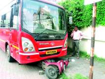 नागपूर मनपा परिवहन विभाग : अडीच वर्षात २१ हजार वेळा बसेस बंद पडल्या