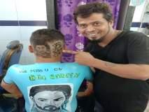 त्याने शाहरुखला वाढदिवसाला दिल्या अनोख्या शुभेच्छा
