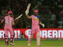 IPL 2019 : राजस्थानचा पहिला विजय, बंगळुरुचे पराभवाचेच पाढे