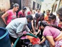 पावसाळ््यातही बुलडाणा जिल्ह्यातील २० गावांची तहान टँकरवर
