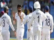 India vs West Indies, 1st Test: वेस्ट इंडिज दारूण पराभव; भारताने 100 वर केले ऑलआऊट
