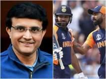टीम इंडियाच्या नेतृत्वाची जबाबदारी विभागणार? बीसीसीआय अध्यक्ष सौरव गांगुलीनं मांडलं मत