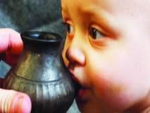 बाटलीतून बालकांना दूध भरविण्याची पद्धत प्रागैतिहासिक काळापासून