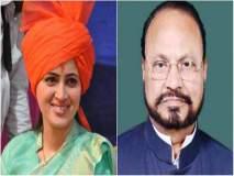 Lok Sabha Election 2019 : अमरावतीतून नवनीत राणा यांची मुसंडी