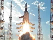 चांद्रयान-२ आज चंद्राच्या कक्षेत करणार प्रवेश